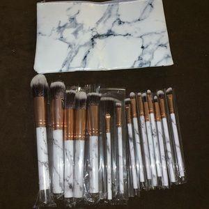 Makeup - Marble makeup set